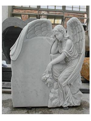 Bespoke Angel Gravestones for sale