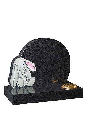 Bunny Chlidrens Gravestones for sale