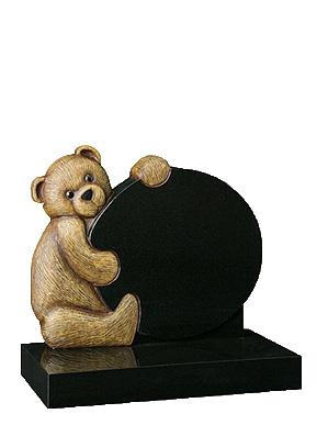 Sitting Teddy Cbaby Headstones Online