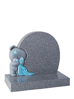 Teddy and Blanket baby Gravestones