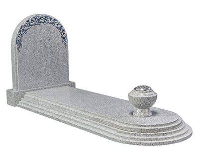 kerb set memorial headstones