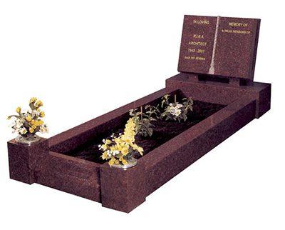 Colonsay kerbset memorial